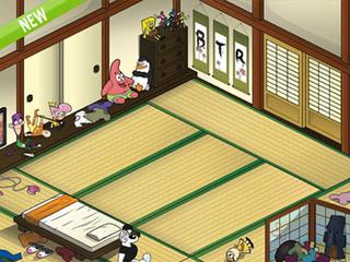 Japanese Room Theme