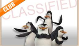 Penguins of Madagascar Clubhouse
