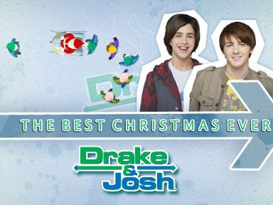 Drake and josh wallpaper drake and josh christmas movie