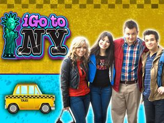 iCarly: iGo to NY