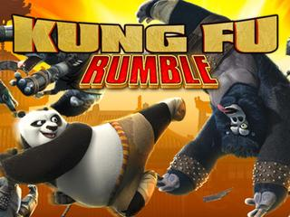Kung Fu Panda 2: Kung Fu Rumble (AD) Game