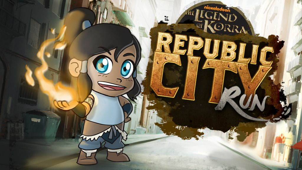 Korra: Republic City Run