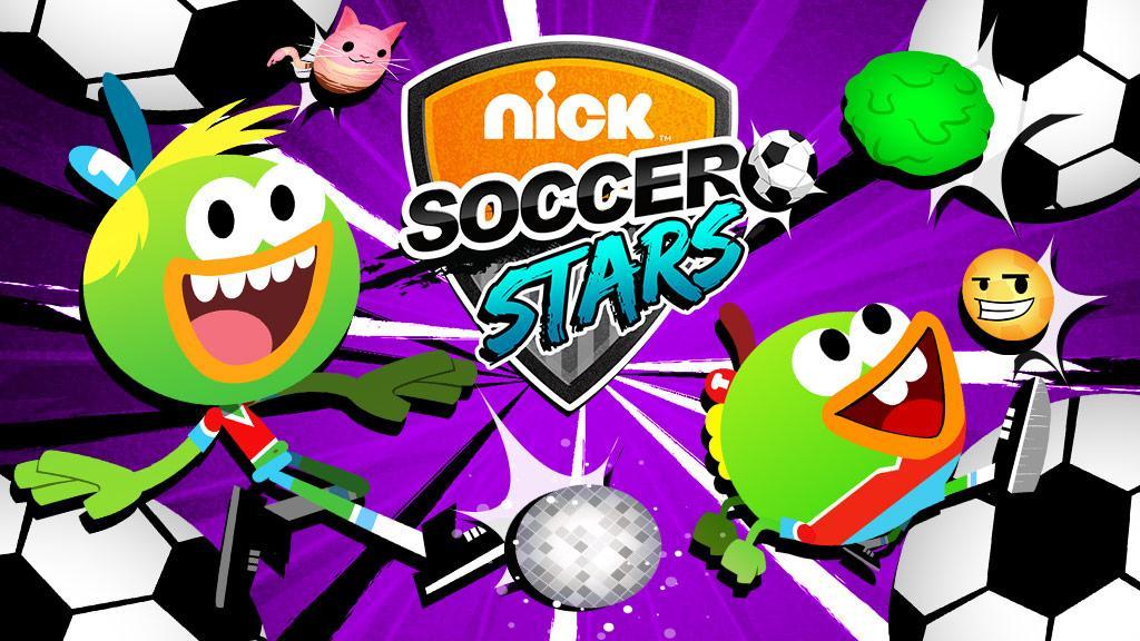 Nickelodeon games