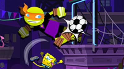 Nickelodeon celebrity games