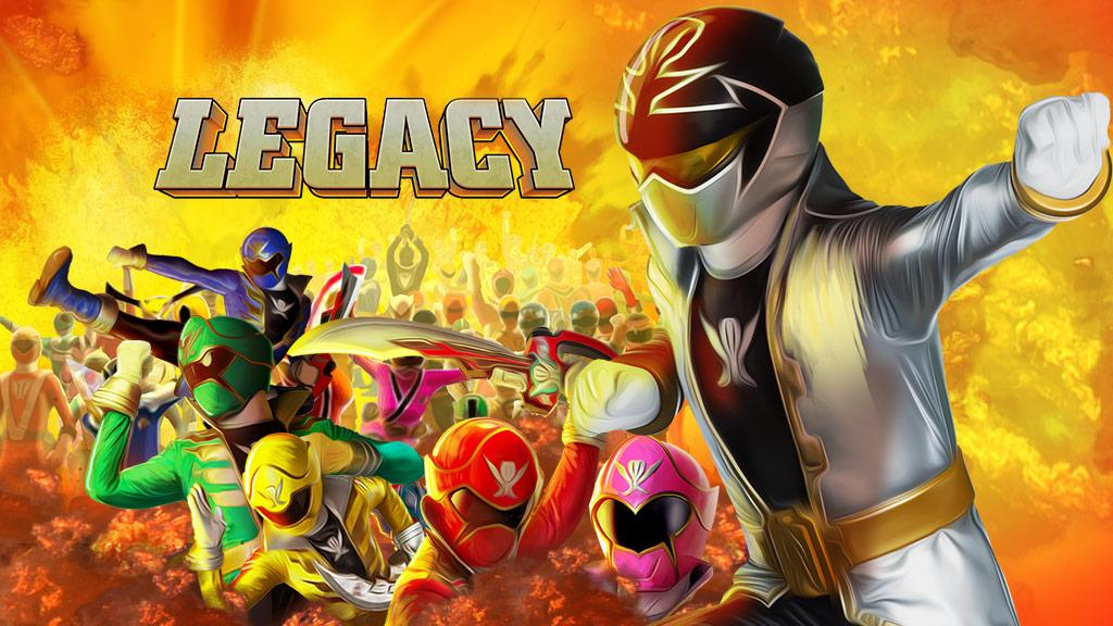 power ranger super megaforce game