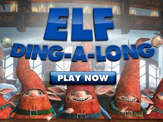 Elf Ding-A-Long (AD) Game