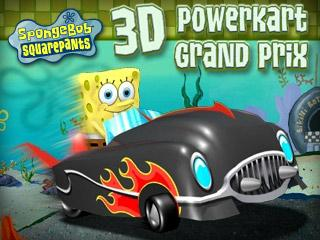 3D Powerkart Grand Prix Game