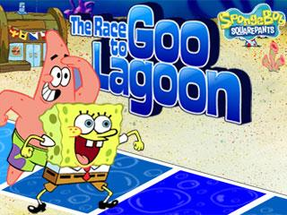 Race to the Goo Lagoon Game
