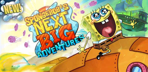 SpongeBob Next Big Adventures