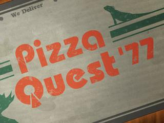 Pizza Quest '77 Game