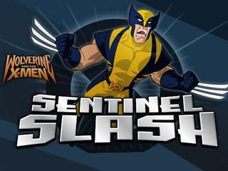 Sentinel Slash Game