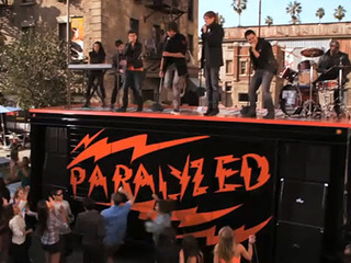Big Time Rush - Paralyzed