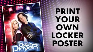 Locker Poster
