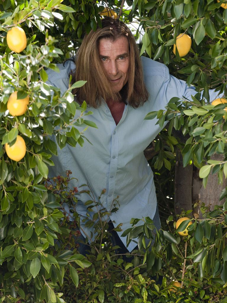 Mister Citrus|Katie learned that Fabio is serious about his lemons!