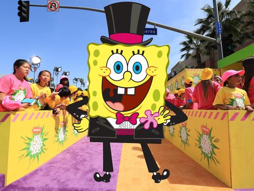 KCA 2013 SpongeBob 1