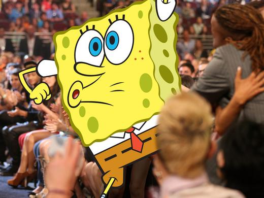 KCA 2013 SpongeBob 7