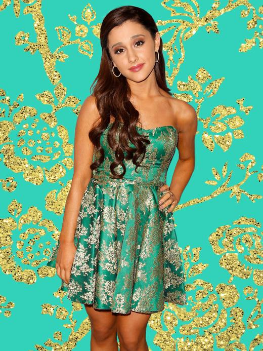 Fashion Friday Ariana 2
