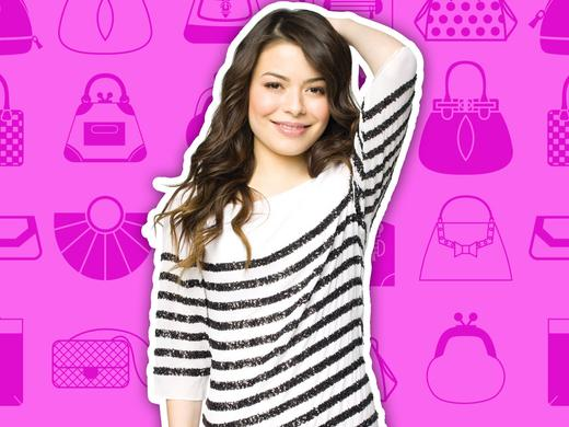 Miranda Cosgrove Style Collects Purses 1