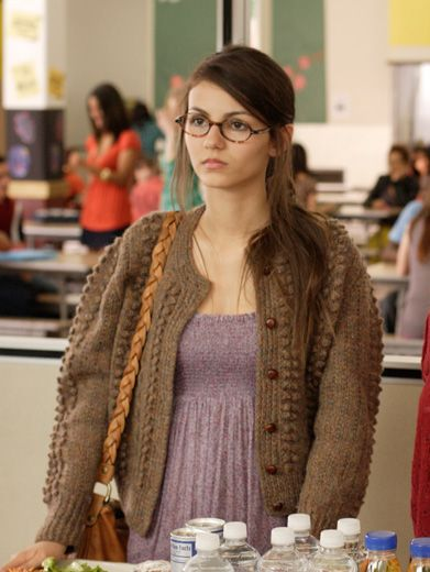 Victoria Justice As Jordan|Before her trip to Wolfsberg, Jordan was a tiny bit timid.