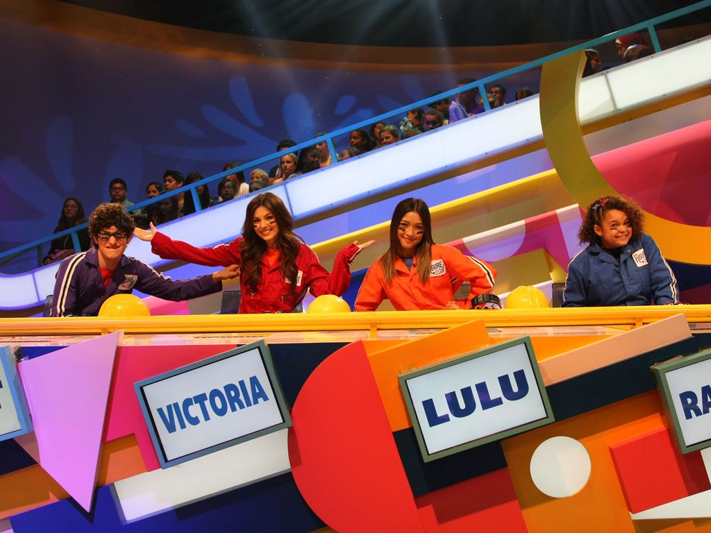 Star Power|Victorious peeps Matt Bennett and Victoria Justice join Lulu and Rachel Crow for some serious brainstorming. With all the bizarre talents the contestants have, it pays to work together!