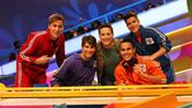 Big Time Rush on Figure It Out picture