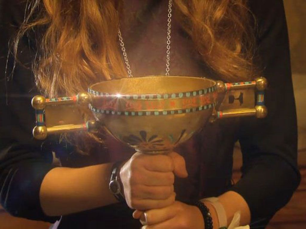 Cup of Ankh|There's a reason why this mighty cup is so coveted. Forged by the Egyptian god Anubis, this cup holds the key to immortality - the Elixir of Life!