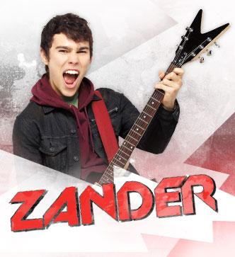Zander Picture - How to Rock