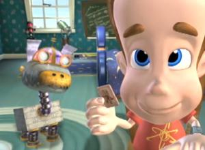 Jimmy Neutron, Goddard Picture