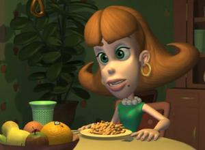 Jimmy Neutron, Judy Picture