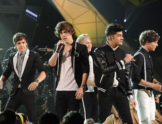 Blog Image: One Direction Performance 1