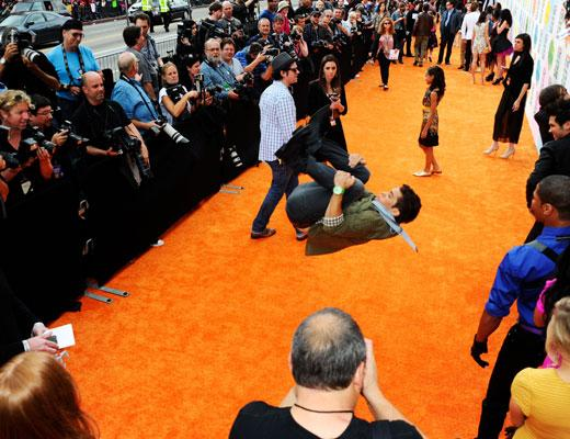 Blog Image: Top Orange Carpet Moments 5