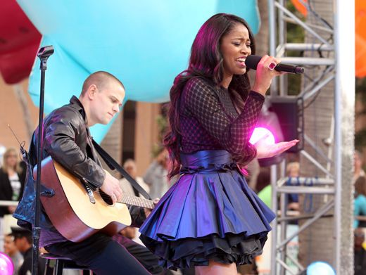 KCA 2012: Star Songstress|The best night of the year kicks off with a stellar performance by super-talented Nick star Keke Palmer!