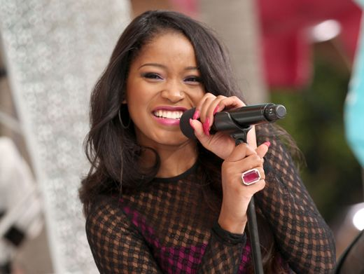 KCA 2012: Star Power|Flash that great smile for the camera Keke!