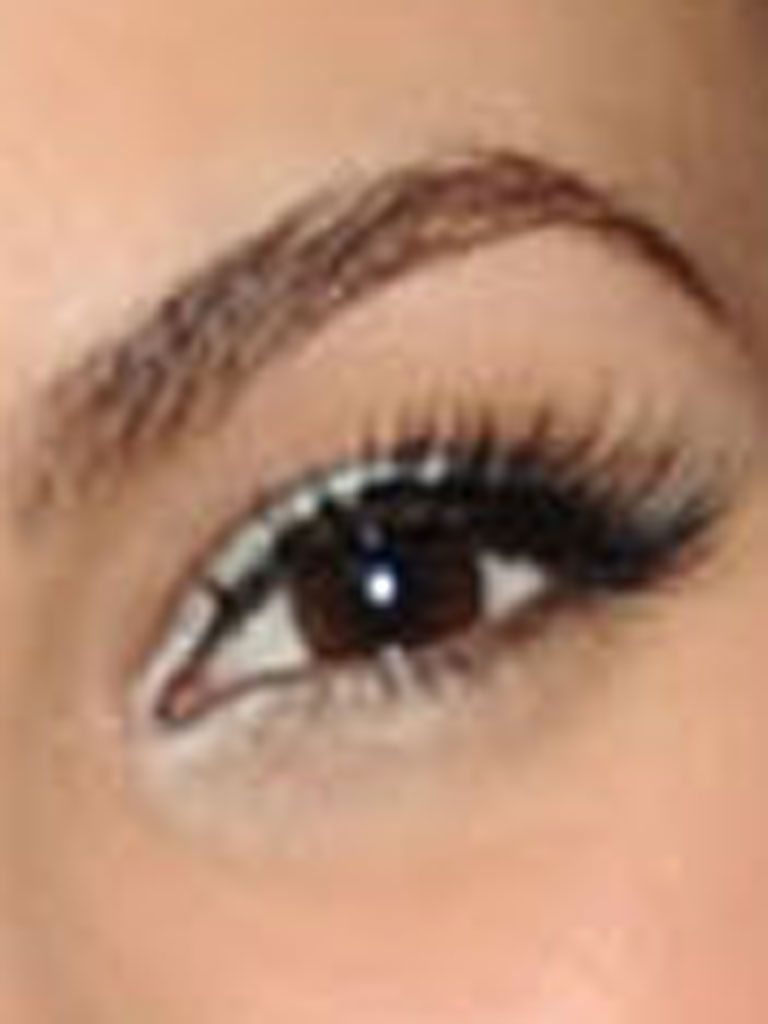 Mystery Brow|High brows or high livin'? Both! Everything this super-celeb does is pretty much a victory.