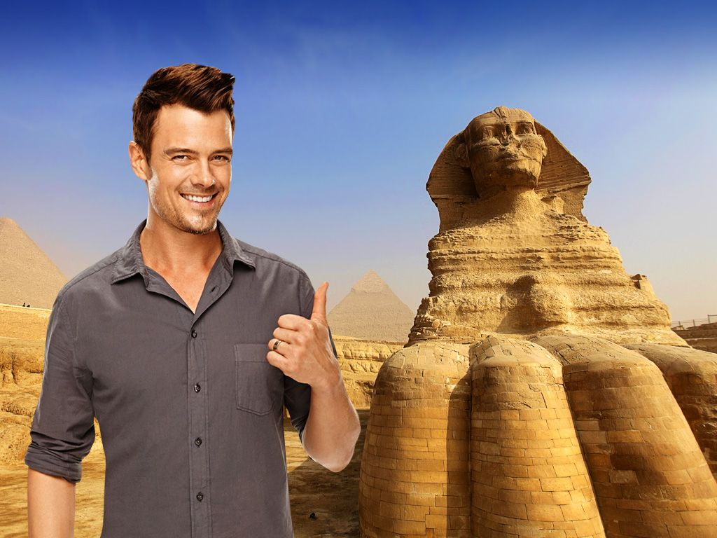 Duhamel in the Desert|This guy 'nose' what's up.