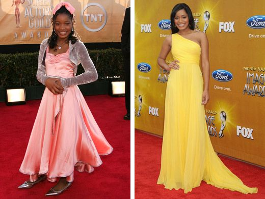 Keke Palmer|True Jackson star Keke Palmer has been making ordinary carpets look like fashion runways since she was a little girl.