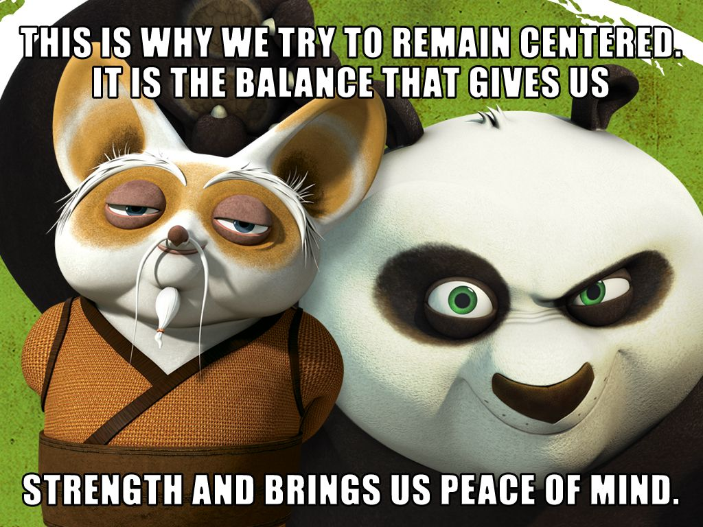 Remain Centered|It is the balance that gives us strength and brings us peace of mind.