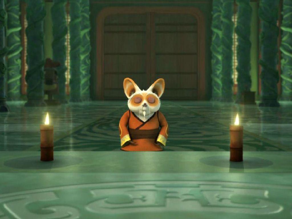 Kung fu master quotes quotesgram - Kung fu panda shifu ...