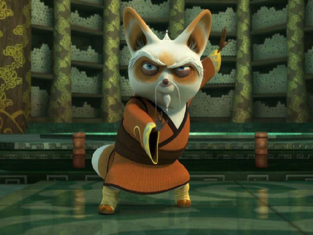Master shifu kung fu quotes quotesgram - Kung fu panda shifu ...