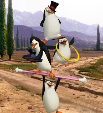 The Penguins Picture - Madagascar 3: Europe's Most Wanted