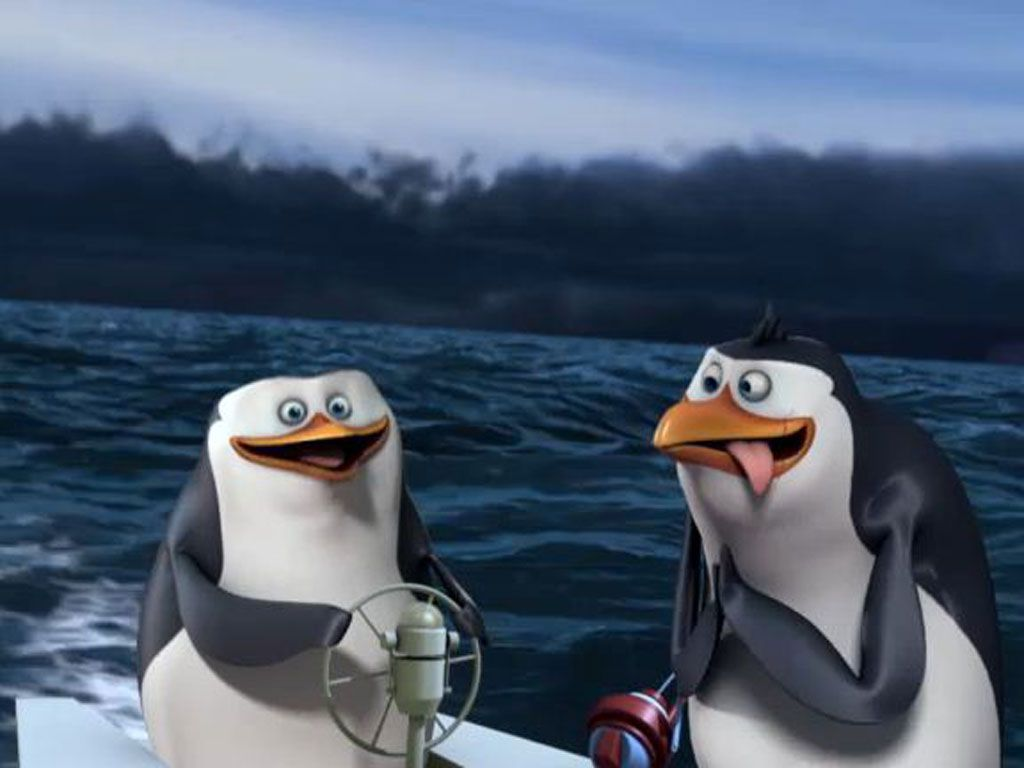 On Land & Sea|For a fleet of highly-skilled penguins and their brave leader Skipper, conquering the sea is just another perk to add to their long list of achievements.