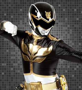 The Black Ranger Picture - Power Rangers: Megaforce
