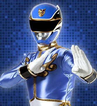 The Blue Ranger Picture - Power Rangers: Megaforce