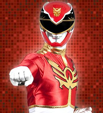 The Red Ranger Picture - Power Rangers: Megaforce