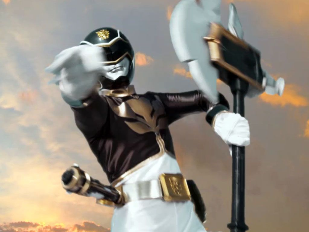 BLACK RANGER|When it comes to battling aliens, Jake Holling has no time for jokes.