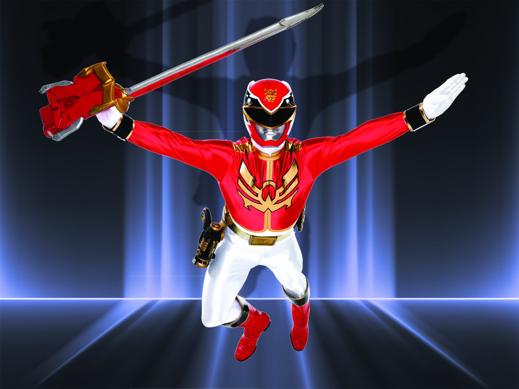 Dragon Zord Master|Troy was recruited by Earth guardian Gosei because it takes extraordinary skill to wield the Dragon Zord.