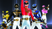 Power Rangers Megaforce: Character Pictures pictures