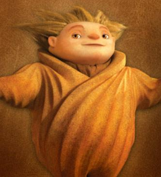 Sandman Picture - Rise of the Guardians