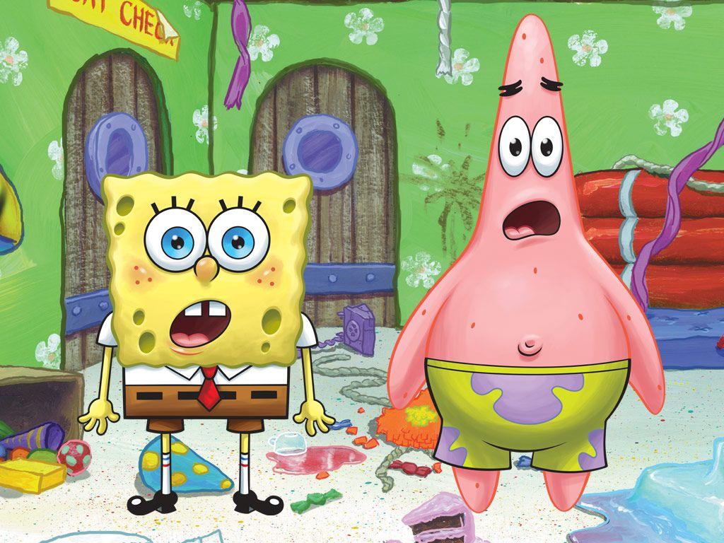 SpongeBob SquarePants: SpongeBob and Patrick Are BFFs!