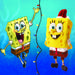 Spongey Spirit|Everyone's fave undersea sponge is getting into the holiday spirit with a 3D makeover!